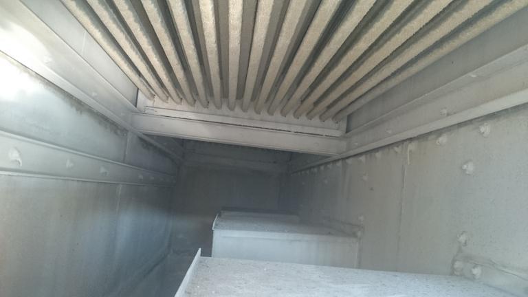 Chemiczne czyszczenie wieży chłodniczej AERMEC ANL 080