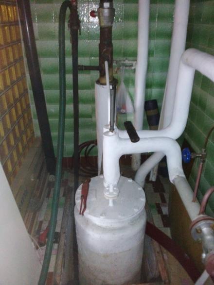 Czyszczenie wymiennika ciepła i instalacji co w domu jednorodzinnym