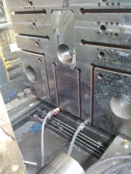 Czyszczenie wymiennika maszyny