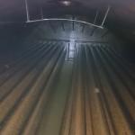 Stan powierzchni grzewczej po czyszczeniu - kocioł MPW-10300 FAKO Rumia