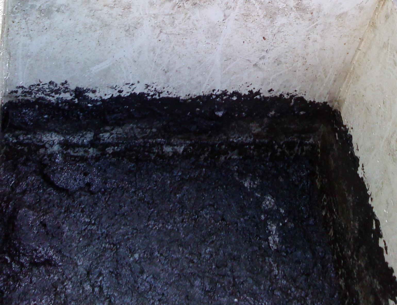 Rozpuszczony osad żelaza Fe3+