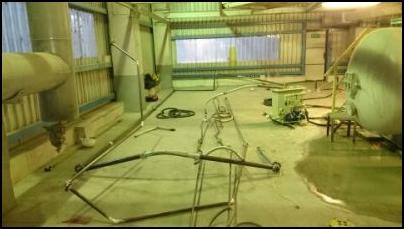 Chemiczne czyszczenie instalacji 2
