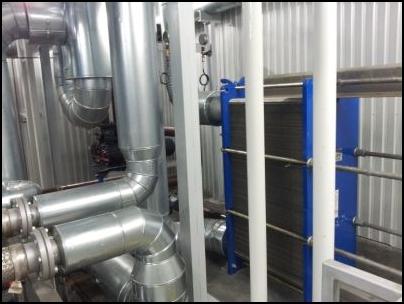 Chemiczne czyszczenie instalacji