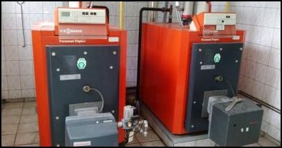 Chemiczne czyszczenie kotłów instalacji C.O. (CO)