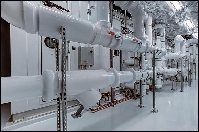 Chemiczne czyszczenie instalacji wodnych 3