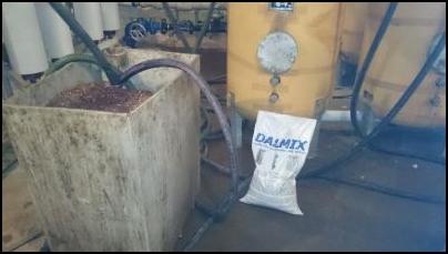 Chemiczne czyszczenie instalacji C.W.U.