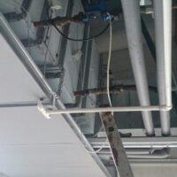 Chemiczne czyszczenie instalacji wodnych